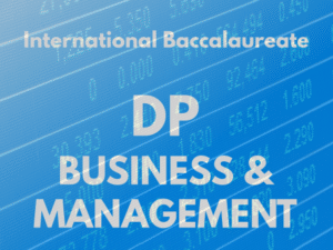 IB DP Business management
