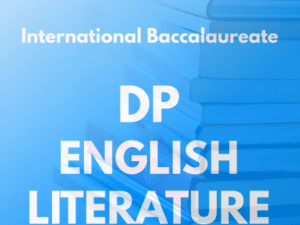 IB DP English Literature