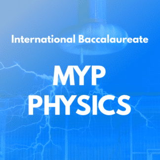 MYP Physics