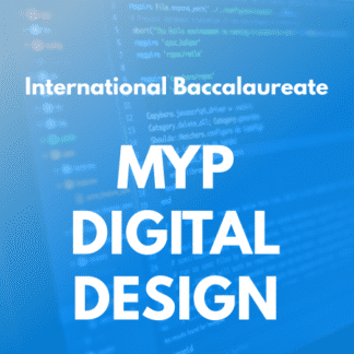 MYP Digital Design