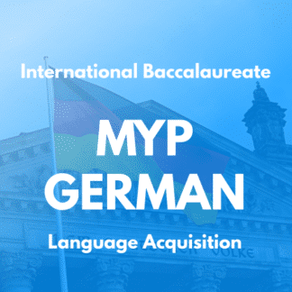 MYP German